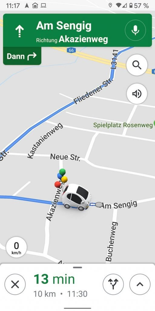 Google Maps 3 | Android-User.de
