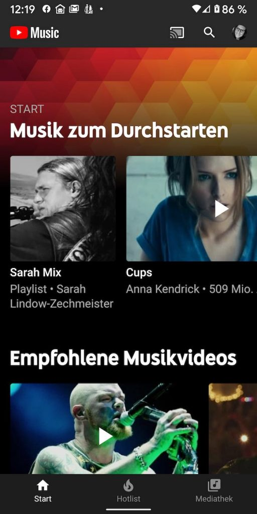 Music 4 |Android-User.de