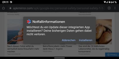 Safety 1 | Android-USer.de