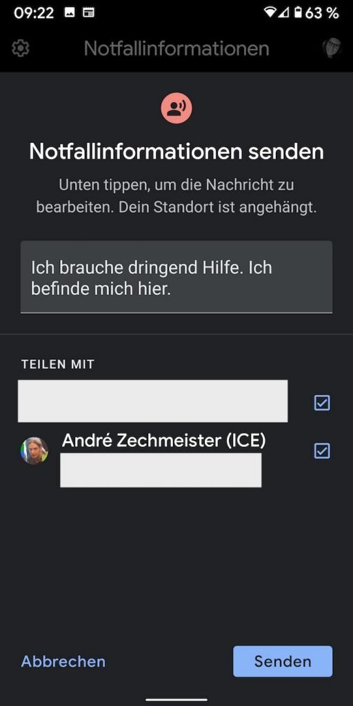 Safety 5 | Android-User.de
