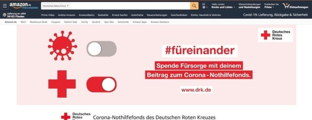 Amazon DRK | android-User.de