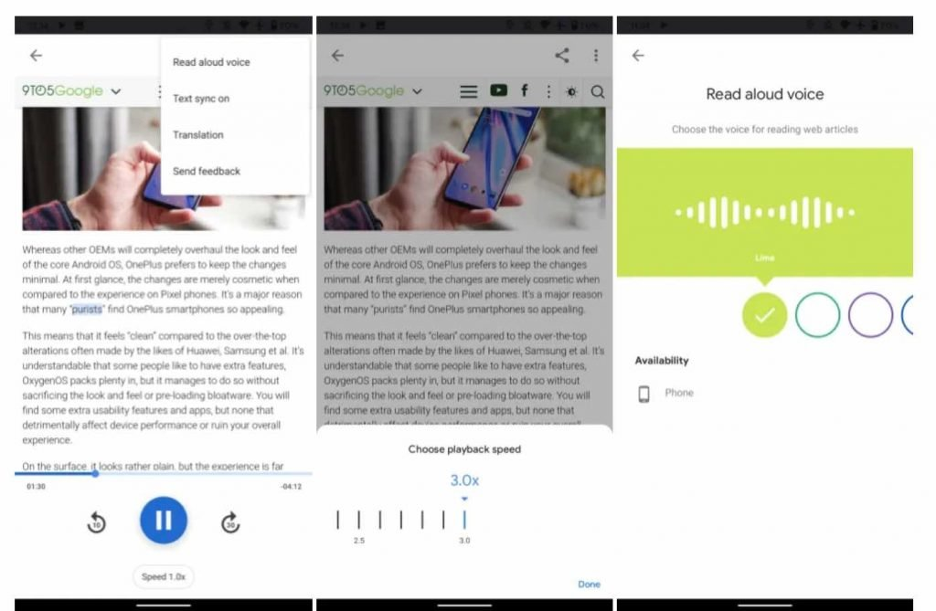 Assistant Read |Android-USer.de