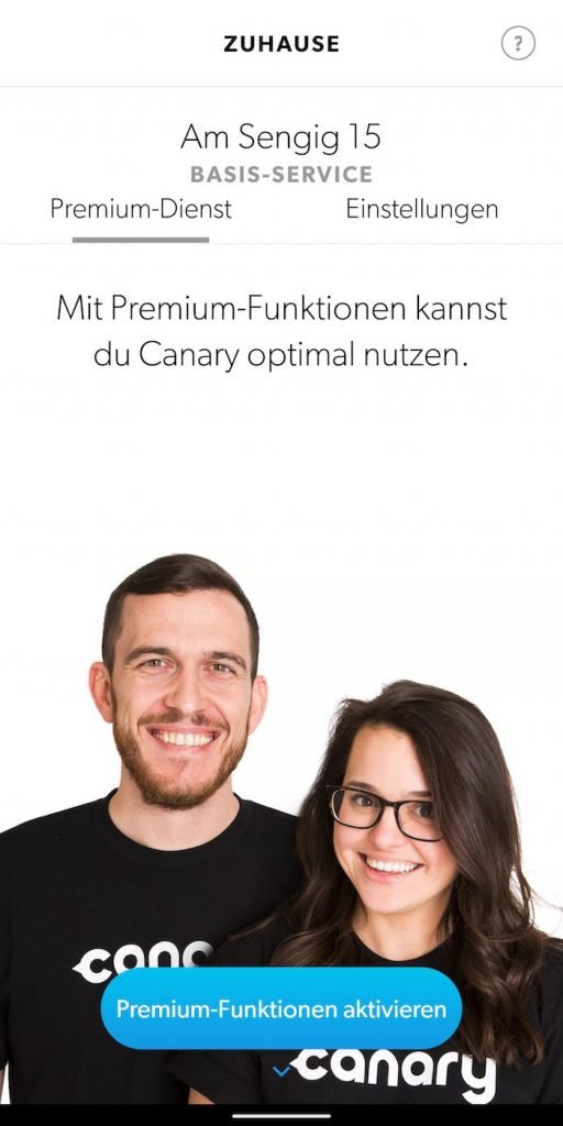 Canary 7 | Android-User.de