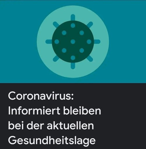 Corona Icon | Android-User.de