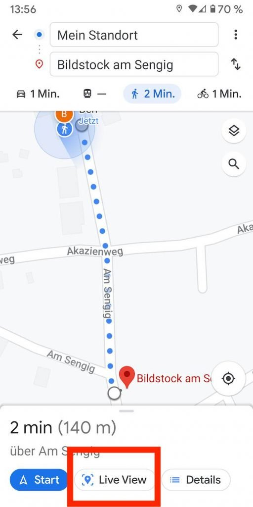 Maps 2  android-USer.de
