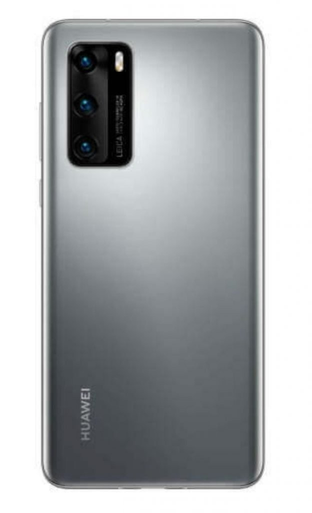 P40 Back |ANdroid-User.de