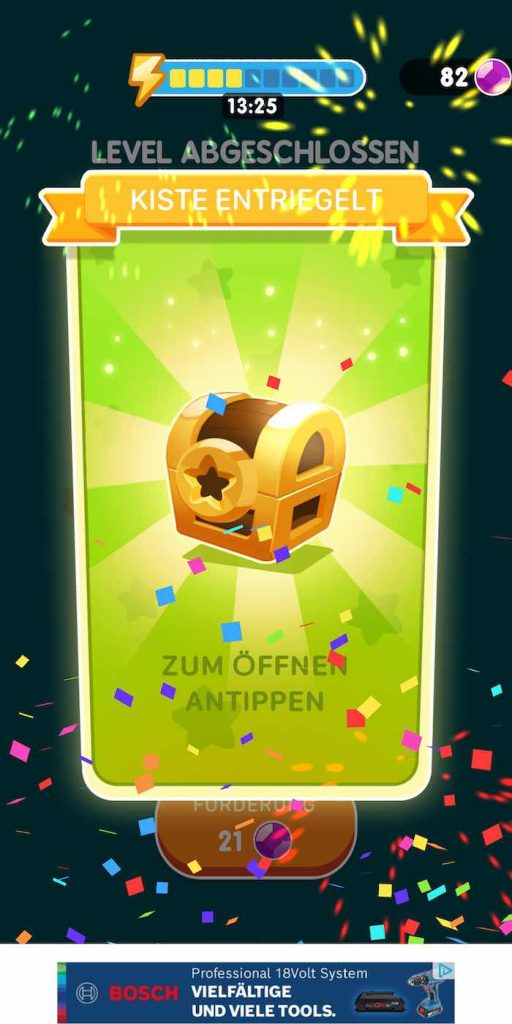 Perfect 5 |Android-User.de
