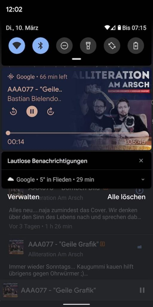 Podcast 2 | Android-User.de