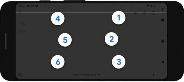 Braille 1 | ANdroid-USer.de