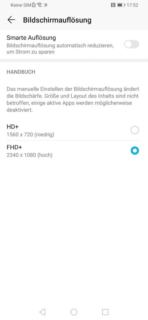 Honor 14 |Android-User.de