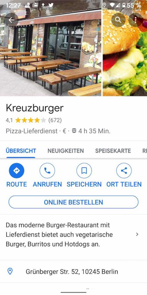 Maps 2 | Android-USer.de
