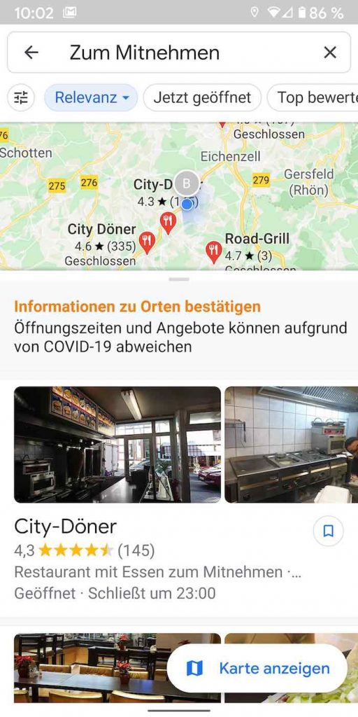 Maps 2 |Android-User.de