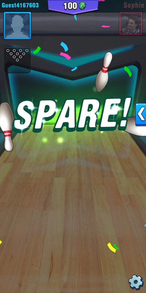 Bowling 10 | Android-User.de