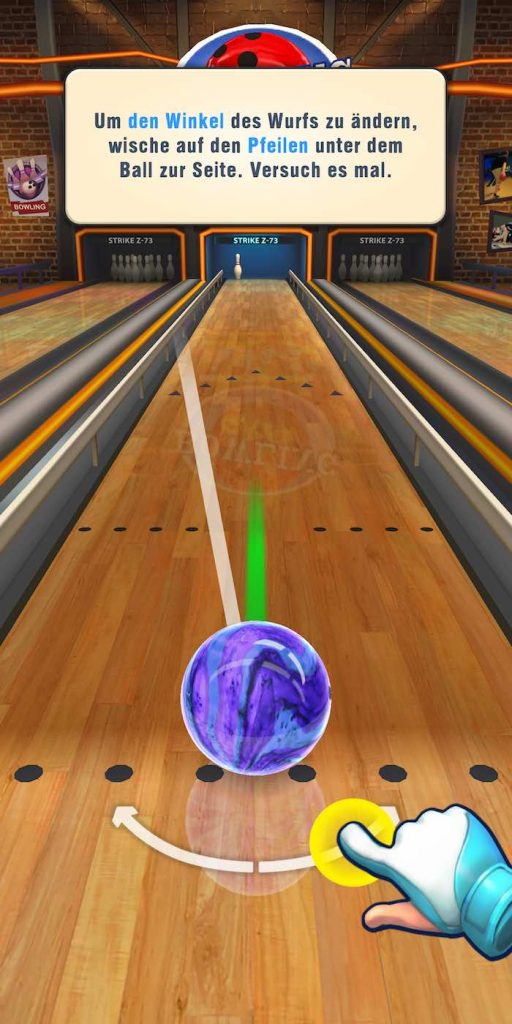 Bowling 4 | Android-User.de