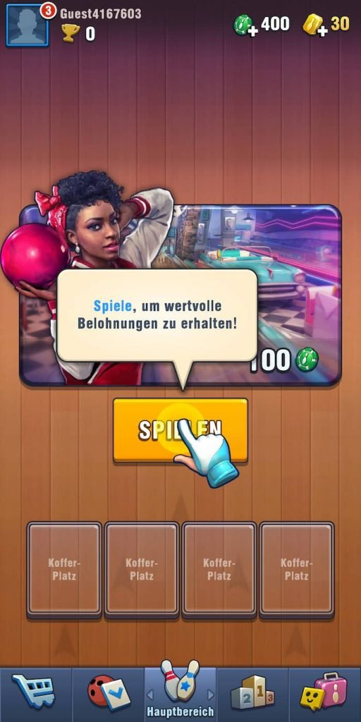 Bowling 6 | Android-User.de
