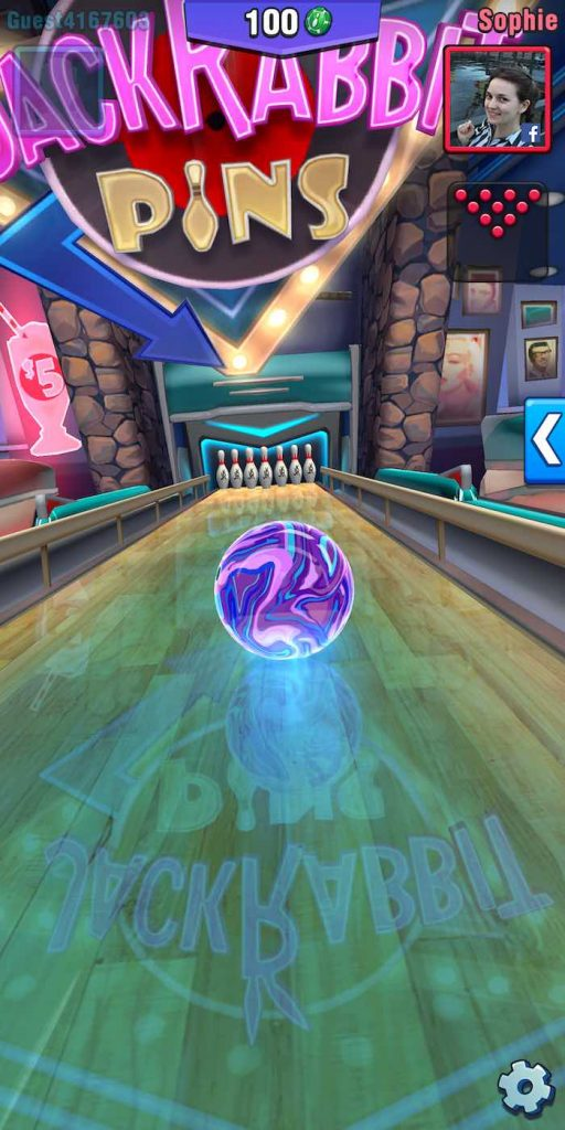 Bowling 9 | Android-USer.de
