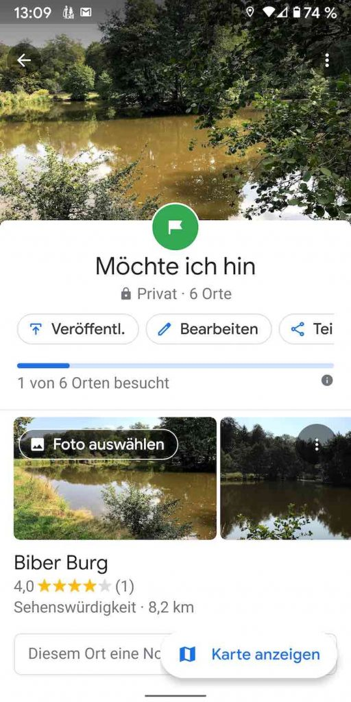 Maps 4 | Android-USer.de