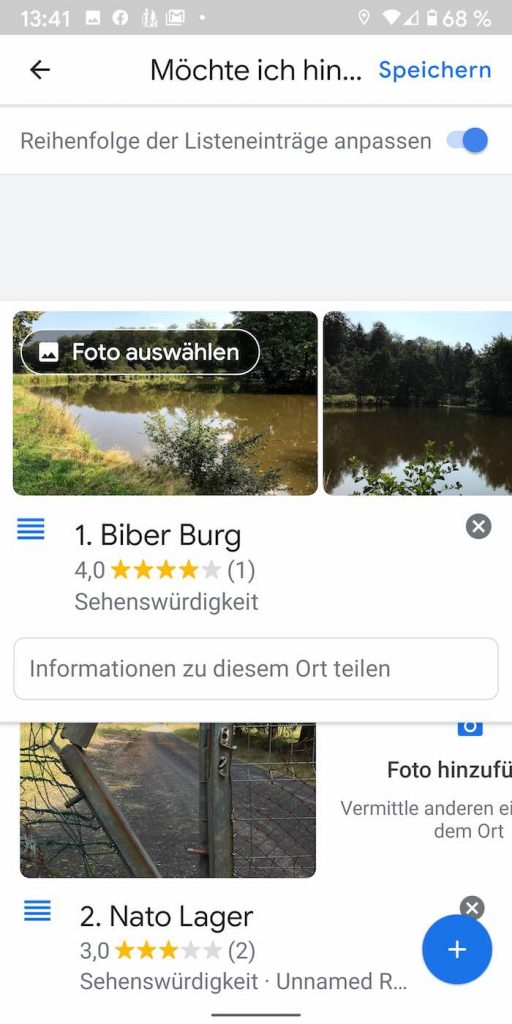 Maps 8 | ANdroid-USer.de
