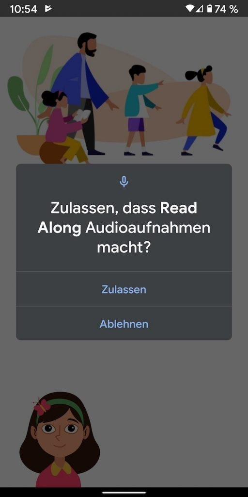 Read Along 2 | android-User.de