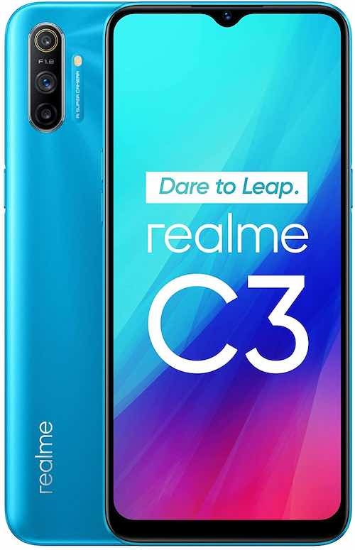 Realme C3 Icon | android-User.de