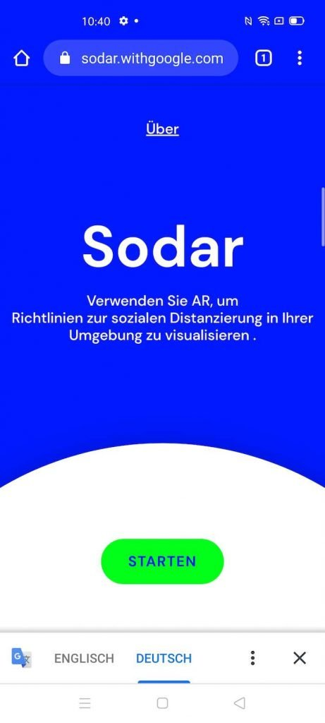 Sodar 1 | Android-USer.de