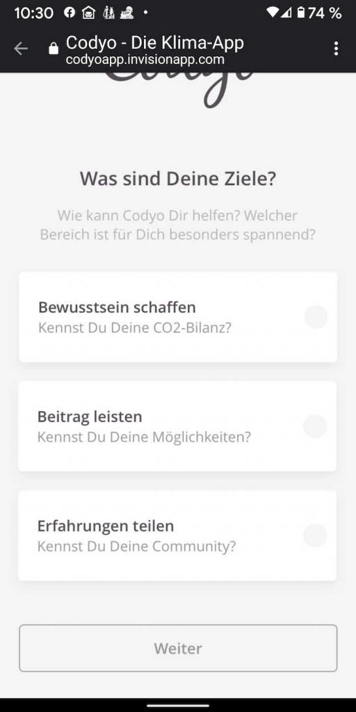 Codyo 2 | Android-User.de