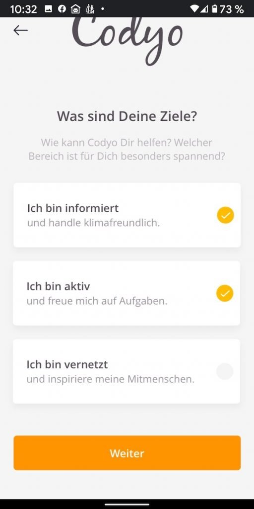 Codyo 3 | android-USer.de