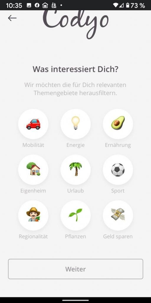 Codyo 6 | android-User.de