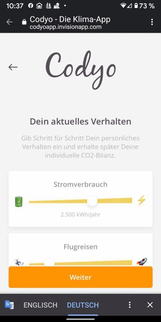 Codyo 7 | Android-User.de