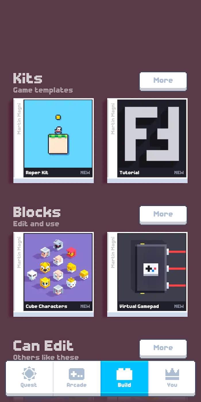Game App Erstellen