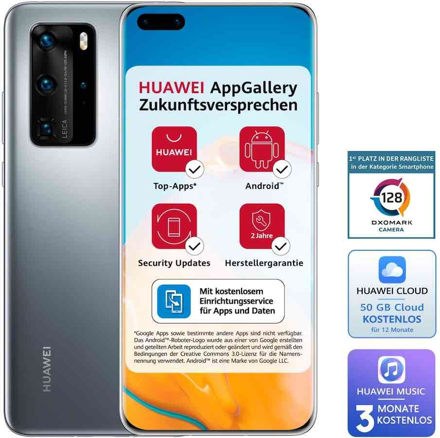 Huawei P40 Pro ic | Android-User.de