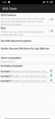 S95 Pro 12 |Android-User.de