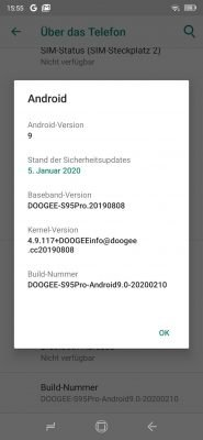 S95 Pro 4 |Android-User.de