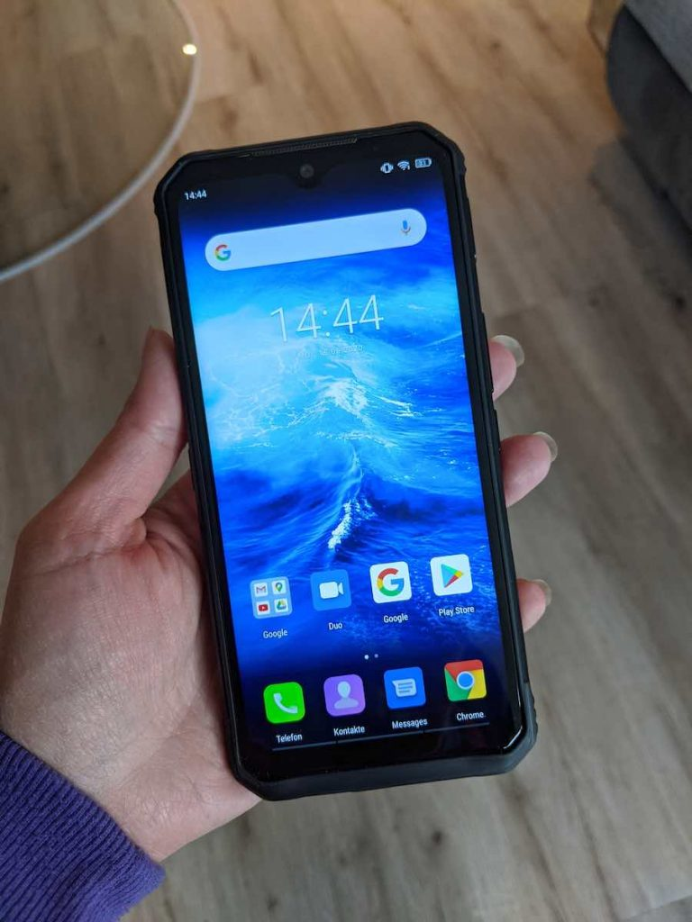 S95 Pro Hand 2 | Android-User.de