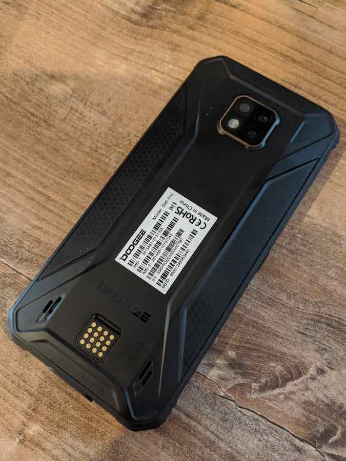 S95 Pro back |Android-User.de