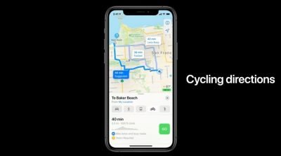 apple cyclingdirections | Android-User.de
