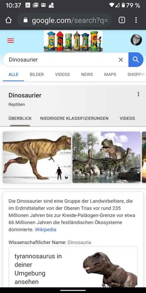 Dino 1 | ANdroid-User.de