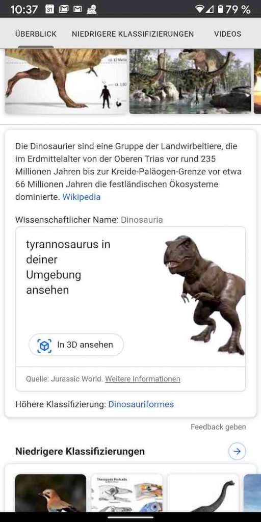 Dino 2 | Android-User.de