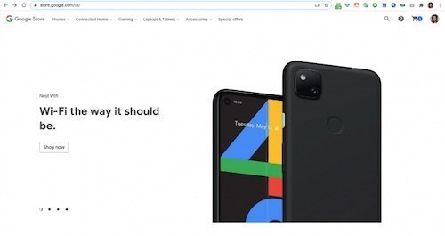 Pixel 4a Store | Android-User.de