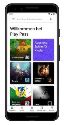 Play Pass 1 | Android-User.de