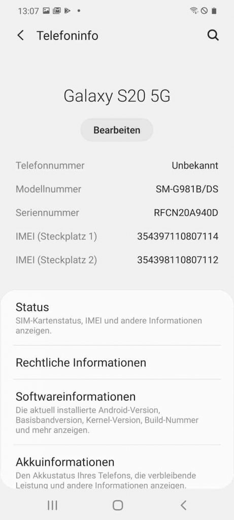 S20 21 | Android-User.de