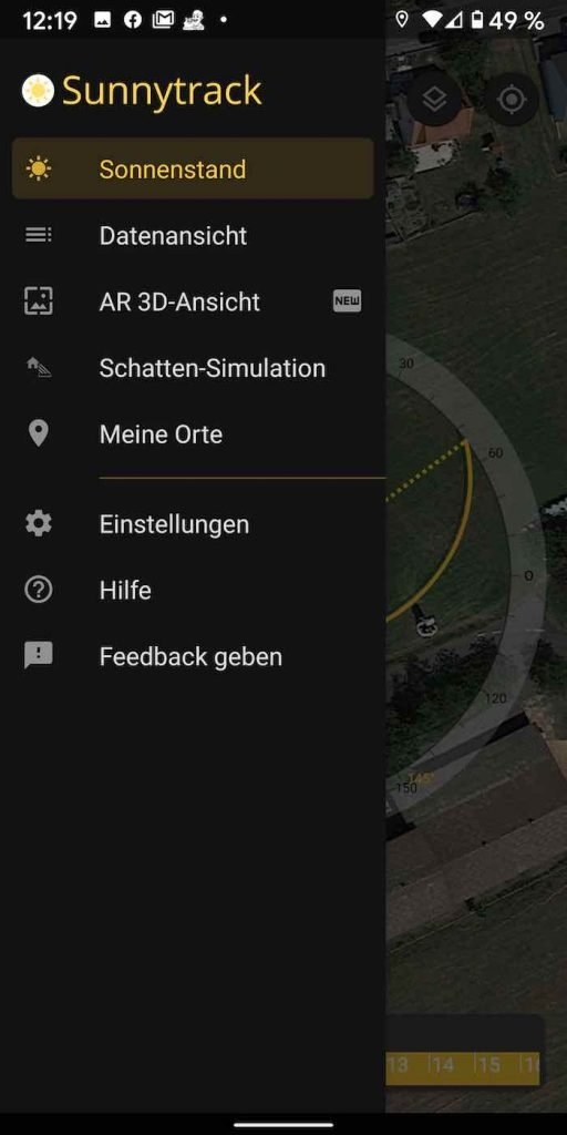 Sunnytrack 10 | ANdroid-USer.de