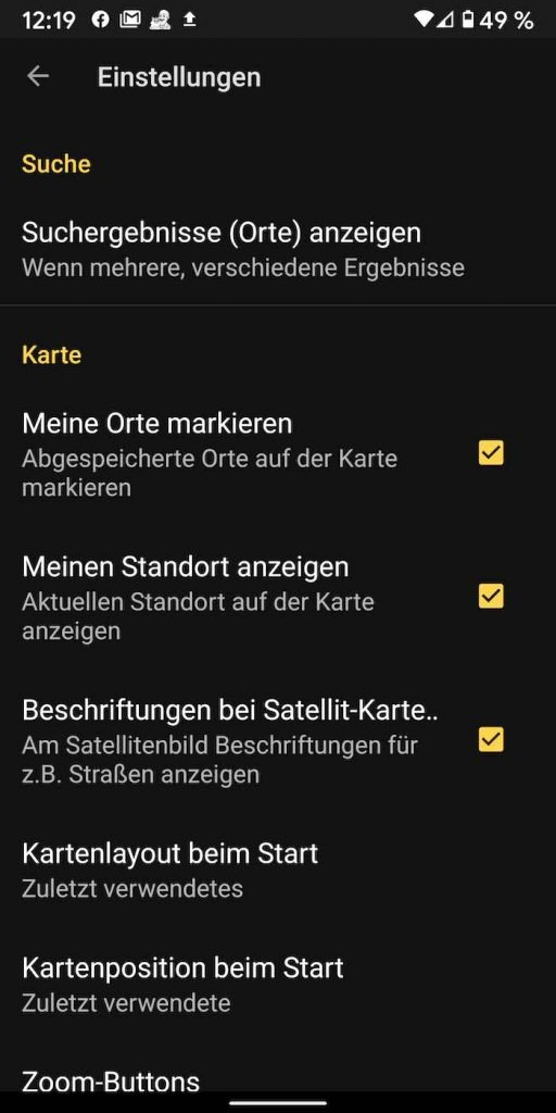 Sunnytrack 11 | Android-User.de