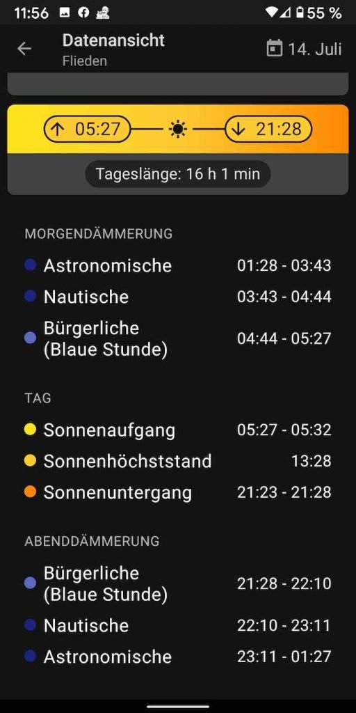 Sunnytrack 4 | Android-USer.de