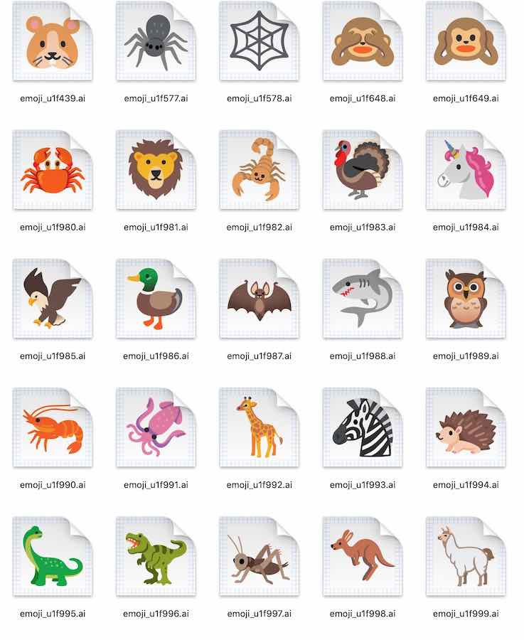 android-11-final-emoji-animals-2 | Android-User.de