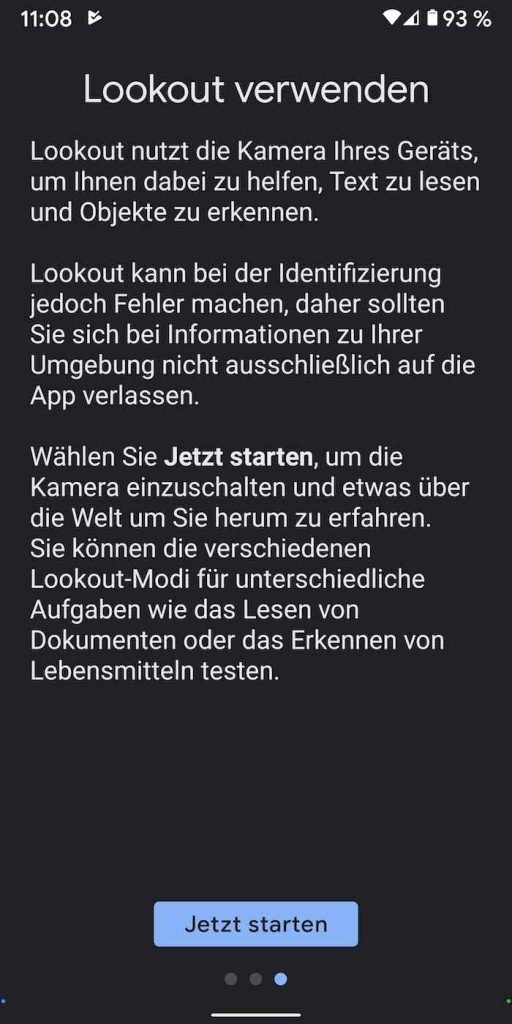 Lookout 3 | Android-User.de