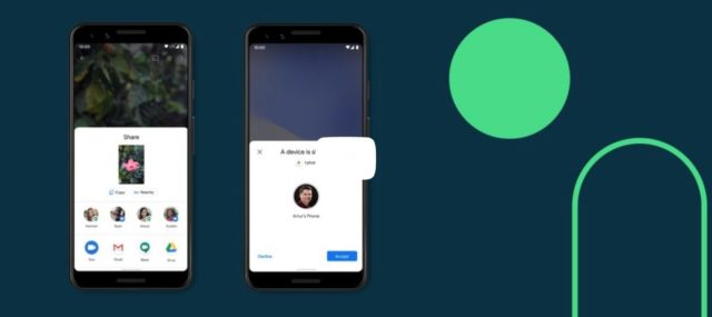 Nearby Share Icon | Android-User.de