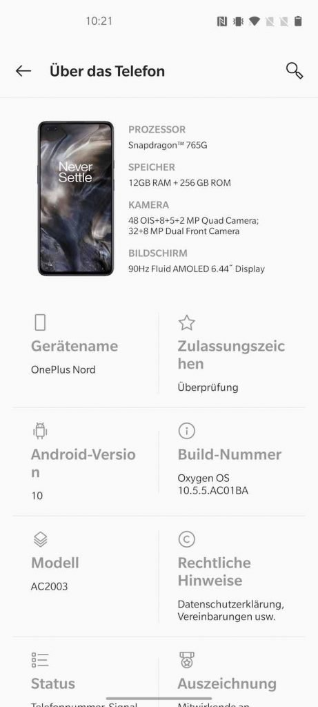 Nord 46 | Android-USer.de