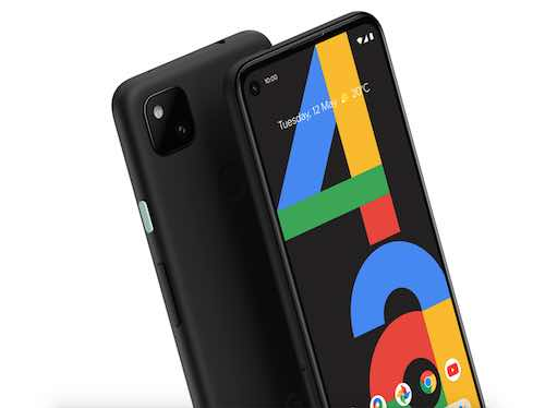 Pixel 4a Icon | Android-USer.de