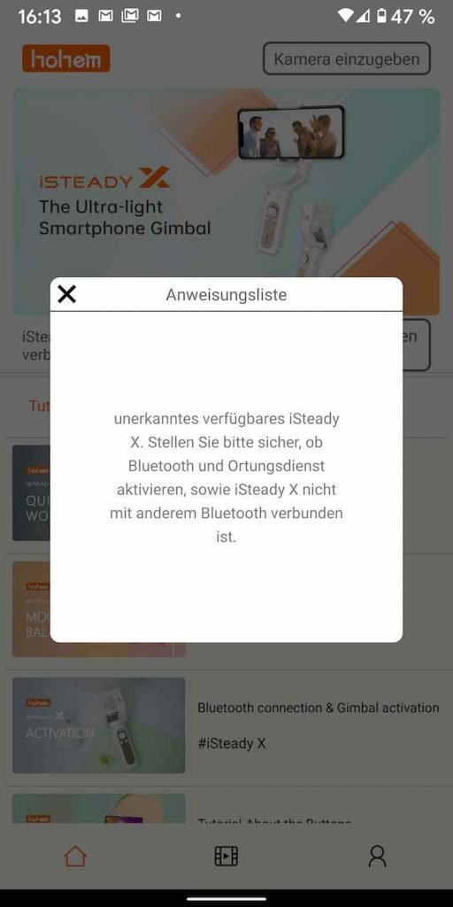isteady 10 |Android-User.de